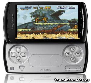 Emulador Mame para xperia play + juegos (Tiger Arcade)